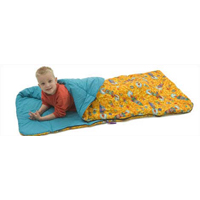 Rocket Power Kids Sleeping Bag