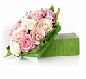 Rosebud Decorative Box