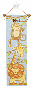 Safari Kids Growth Chart