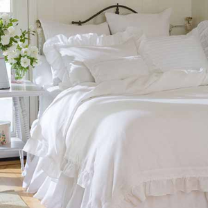 Savannah Linen Duvet Bedding