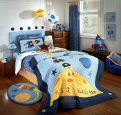 Space Bedding & Decor