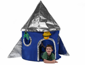 Special Edition Rocket Ship Play Tent