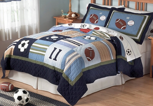Sports Bedding & Decor