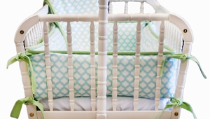 Sprout Cradle Bedding Set