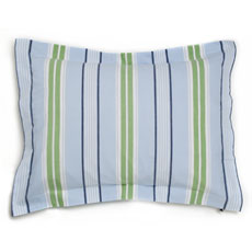 Stars and Stripes Preppy Stripe Standard Sham