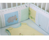 Sweet Pea 3 Piece Crib Bedding Set by Little Acorn
