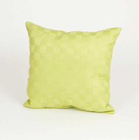 Sweet Potato Lulu Green Solid Pillow
