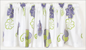 Sweet Potato Lulu Window Valance