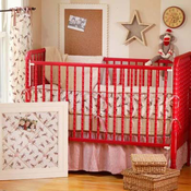 The Style Palette: A Swirl of Children�s Crib Bedding Colors!