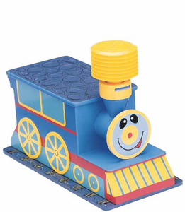 Train Stomp Step Stool