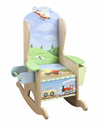 Transportation Potty Chair by Teamson