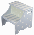 Twinkle Blue Kids Step Stools