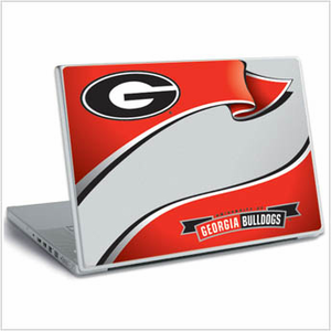 University of Georgia Laptop Skin