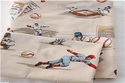 World Series Twin Sheet Set
