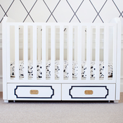 Your Dream Nursery Starts with Stylish Baby Cribs