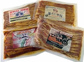 4 Pack Special Rubs Bacon Combo