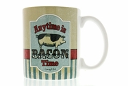 """Anytime is Bacon Time"" Mug"