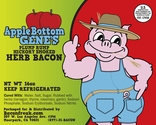 Apple Bottom Gene's Plump Rump Herb Bacon