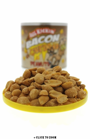 Ass Kickin' Bacon Cheddar Peanuts