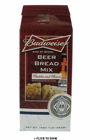 Bacon Cheddar Beer Bread Mix