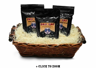 Bacon Coffee Gift Basket