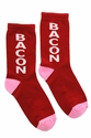 Bacon Crew Cut Socks