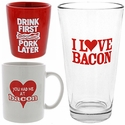 Bacon Drinkware
