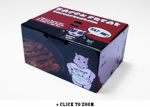 Bacon Freak Gift Box