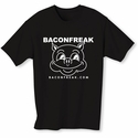 Bacon Freak (Original Pig) Men's T-Shirt