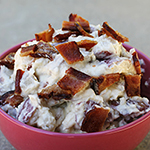 Bacon Gorgonzola Potato Salad