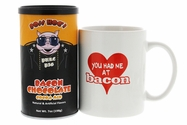Bacon Hot Chocolate Mug Bundle