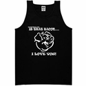 Bacon� I love You Mens Tank Top - Black