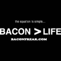 Bacon is Greater than Life