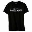 Bacon is Greater than Life - Women's Classic Fit Shirt