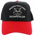 Bacon Is Meat Candy Ball Cap