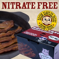 Bacon is Meat Candy Experience - Nitrate Free - Sampler Pack