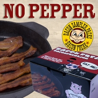Bacon is Meat Candy Sampler - No Pepper