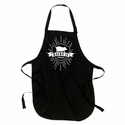 Bacon Is Porcine Perfection Apron - Black