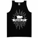 Bacon Is Porcine Perfection Mens Tank top - Black
