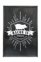 Bacon is Porcine Perfection Metal Magnet
