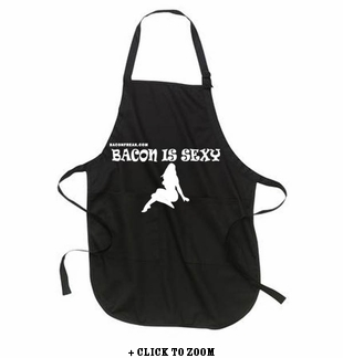 Bacon Is Sexy Apron