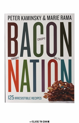 Bacon Nation Cookbook