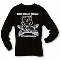 Bacon: The Gateway Meat - Long sleeve