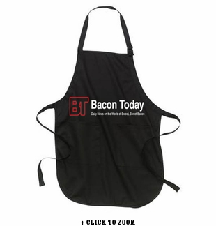 Bacon Today - Daily News Apron