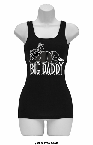 Big Daddy Womens Tank Top