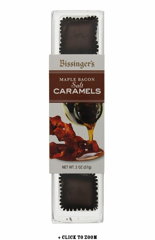 Bissinger's Maple Bacon Salt Caramels