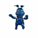 Blue Spotted Piggy Bobble Magnet