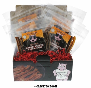 Boss Hog's Bacon Jerky Bundle
