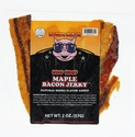 Boss Hog's Bacon Jerky - Maple Style