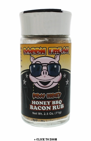 Boss Hog's Honey BBQ Bacon Rub